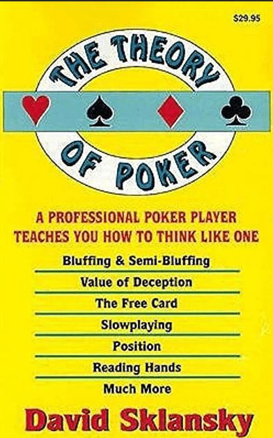 teori poker