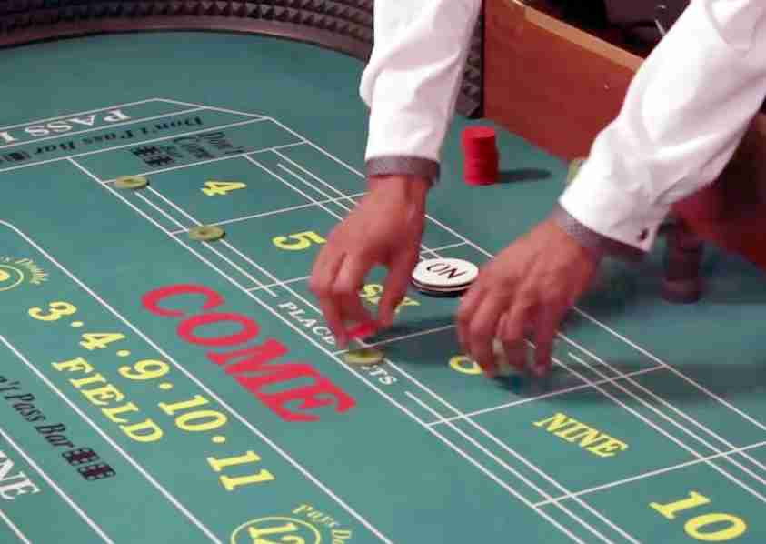 how to play craps game
